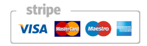 pago seguro - Garantía de Stripe